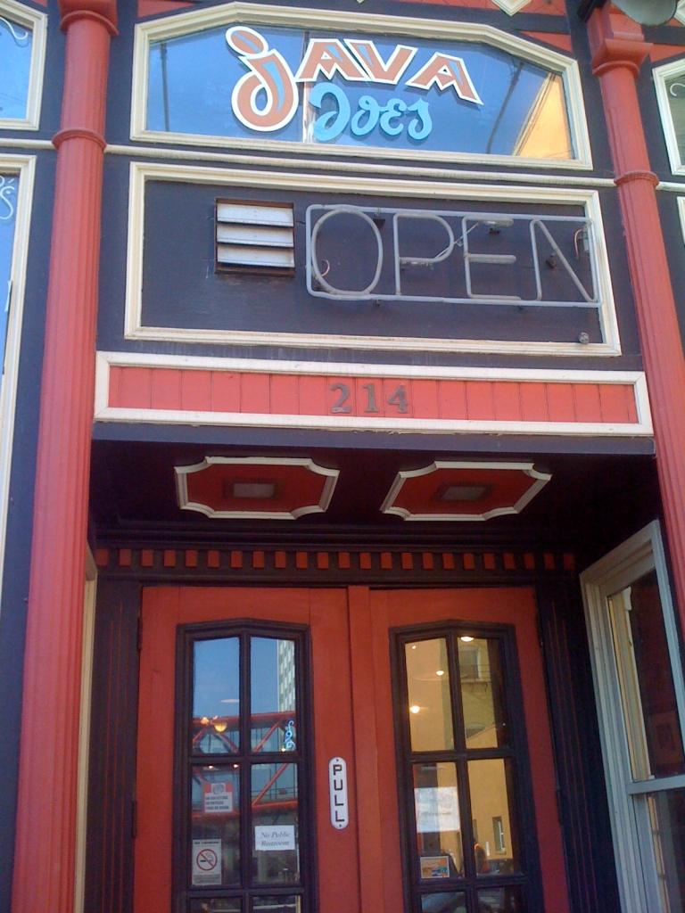 Des Moines Coffee Shop