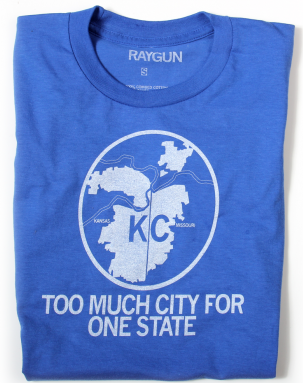 KC: Too much for just one state.