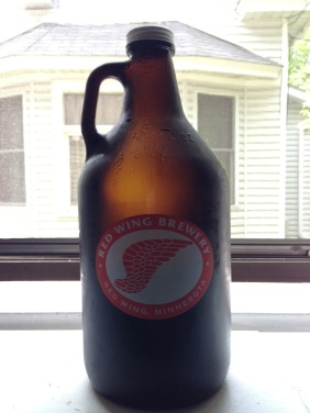 Growler of Root Beer